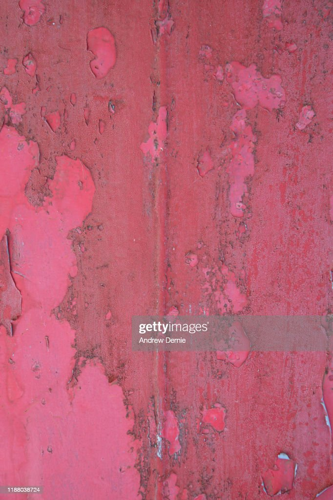 Flaked paint : Stock Photo