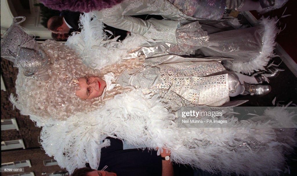 Elton John Birthday Party : News Photo