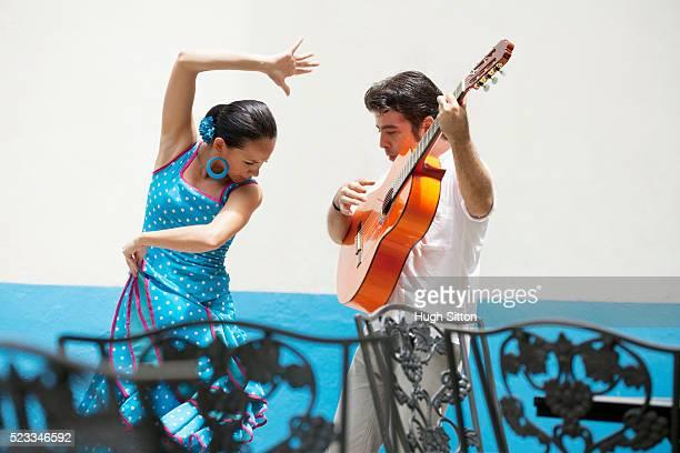Flamenco Dancer, Havana. Cuba