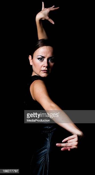 danseuse de flamenco, faible - flamenco photos et images de collection