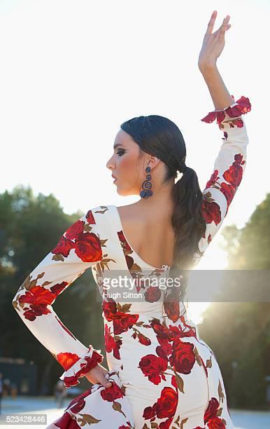 flamenco dancer - hugh sitton stock pictures, royalty-free photos & images