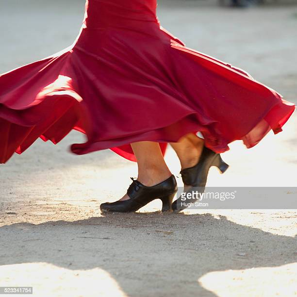 flamenco dancer. spain - dance troupe stock photos and pictures