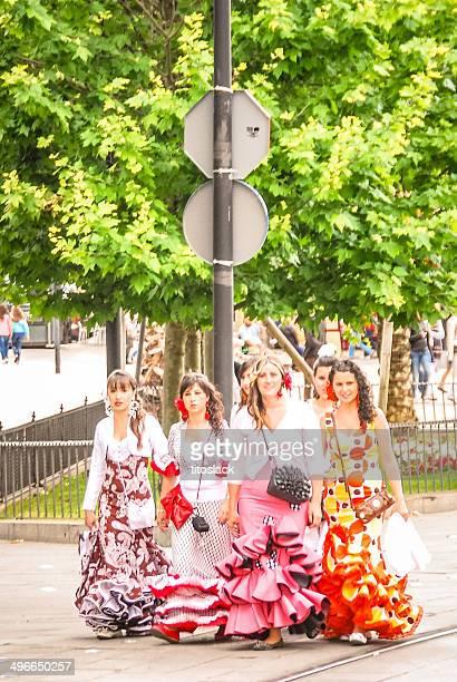 Flamenco niñas