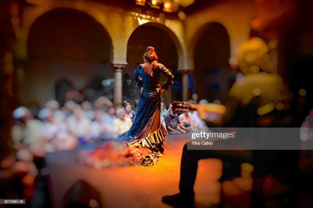 Museo Del Baile Flamenco.Flamenco Show And Tablao In Seville Spain Museo Del Baile Flamenco