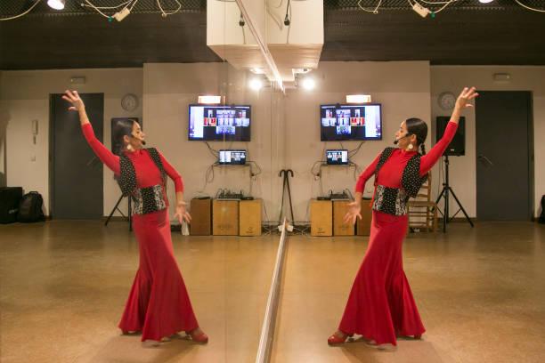 ESP: Flamenco Dancing Classes Via Zoom In Barcelona