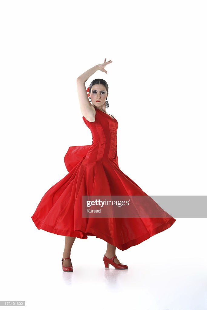 flamenco woman : Stock Photo