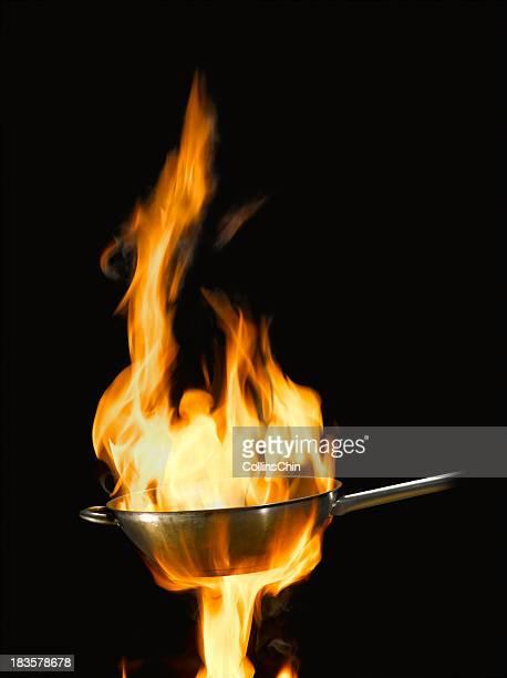 炎の炒め物