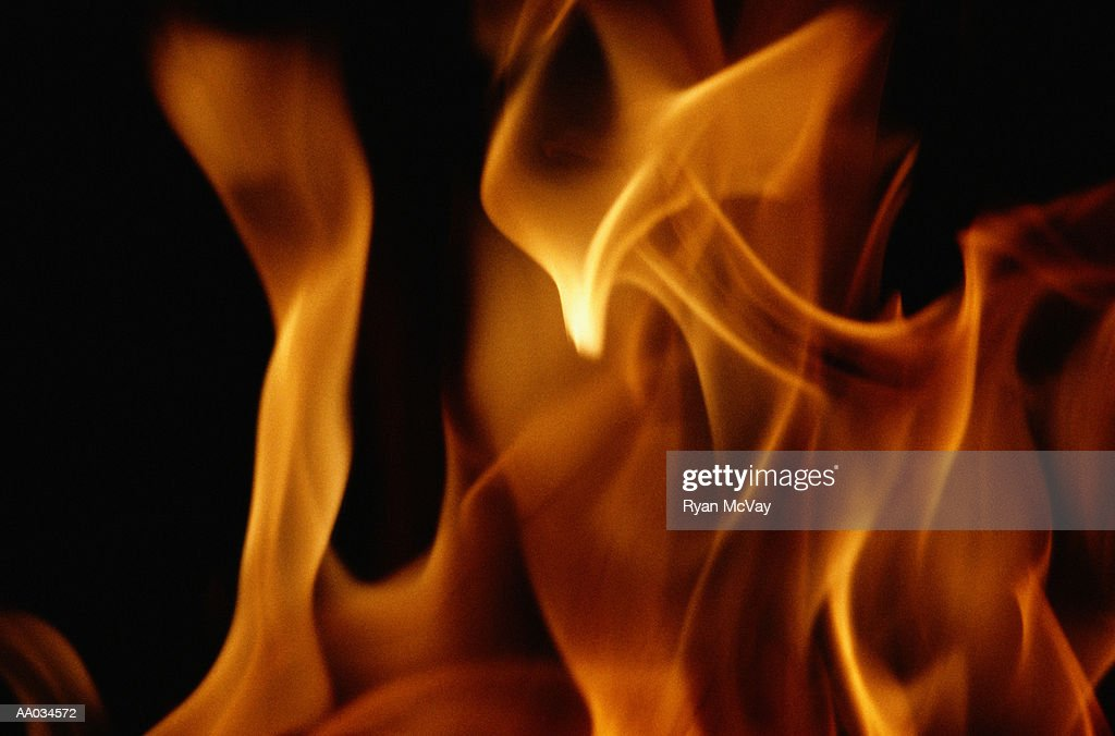Flames : Stock Photo