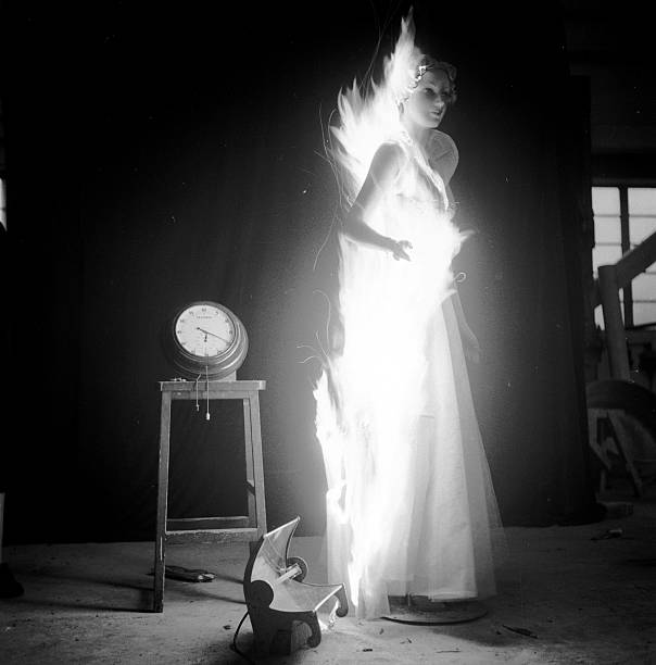 Flaming Clothes