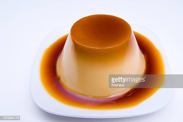 Flan Casero (creme caramel)