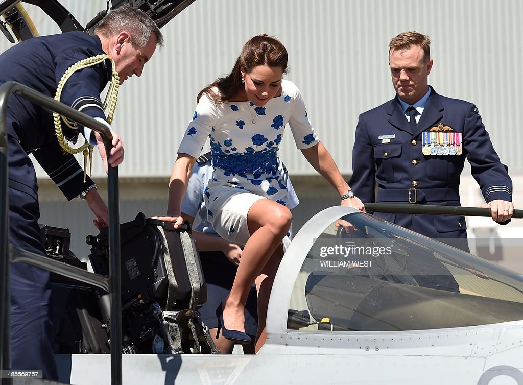 AUSTRALIA-BRITAIN-ROYALS : News Photo
