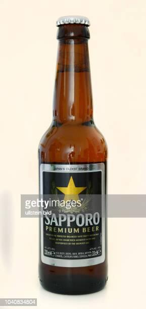 Flasche, Sapporo Beer, Japan