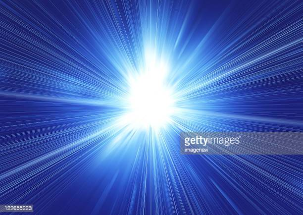 Flash Bulb Image (CG)