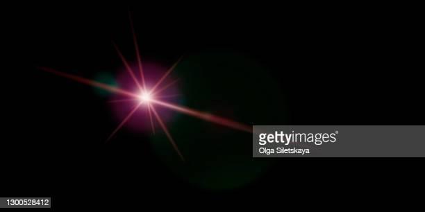 flash light - riflesso foto e immagini stock