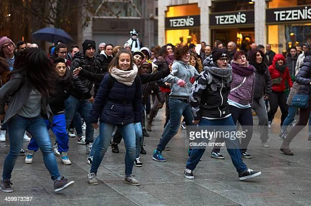 Image result for imagen de flashmob