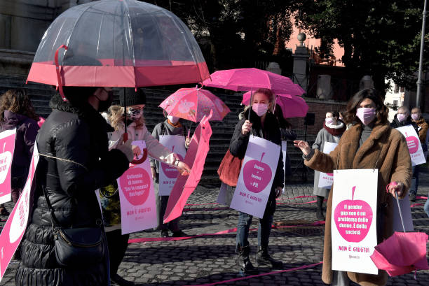 ITA: Flash Mob To Demand Recovery Fund Resources For Gender Equality