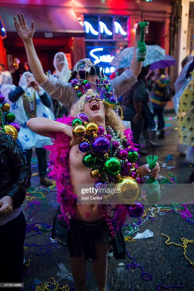 mardi gras flashing