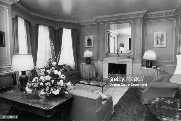 Flat 4 48 Grosvenor Square in London 19th February 1975 Formerly the property of King Faisal of Saudi Arabia it is being sold for 90000 pounds...