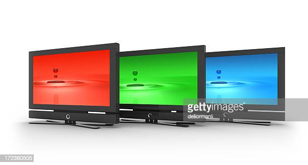 flat LCD Screens