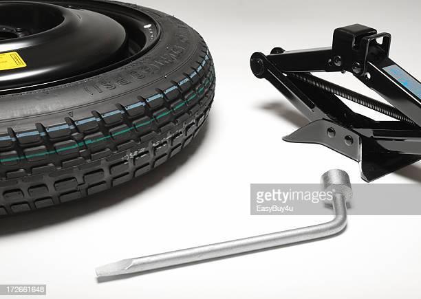 Flat repair kit