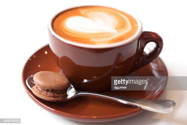 Flat white Kaffee