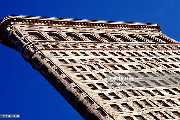 flatiron building, nyc - bo zaunders stock pictures, royalty-free photos & images