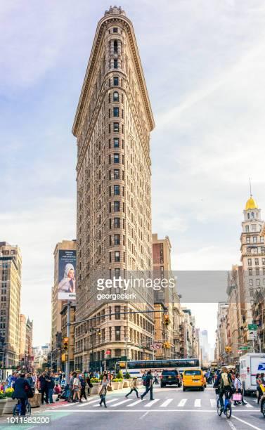 フラットアイアンニューヨーク市 - ユニオンスクエア ストックフォトと画像