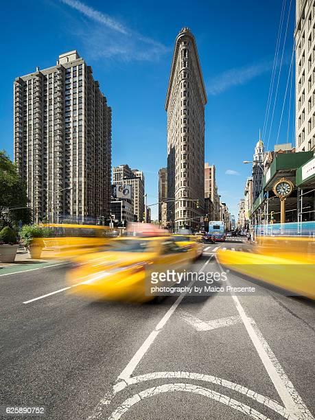Flatiron Traffic