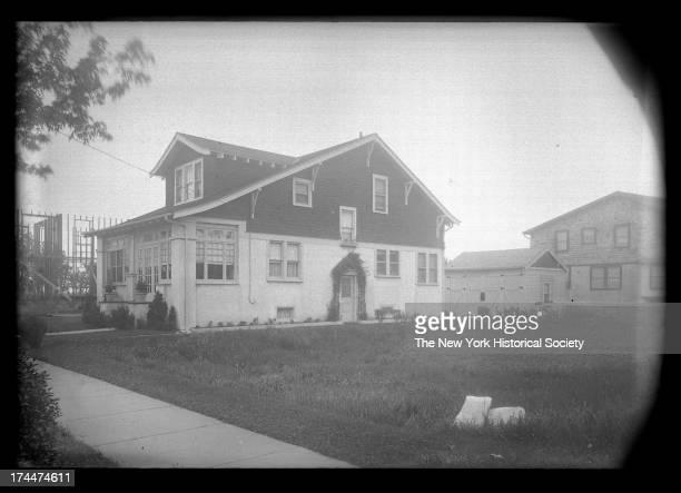 Joseph Golden House, 4115 Avenue Q , southwest corner of Hendrickson Street, Flatlands, New York, New York, 1922.