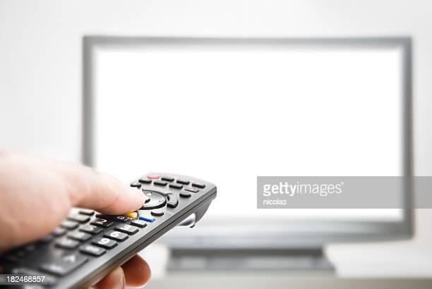 フラットスクリーンテレビ