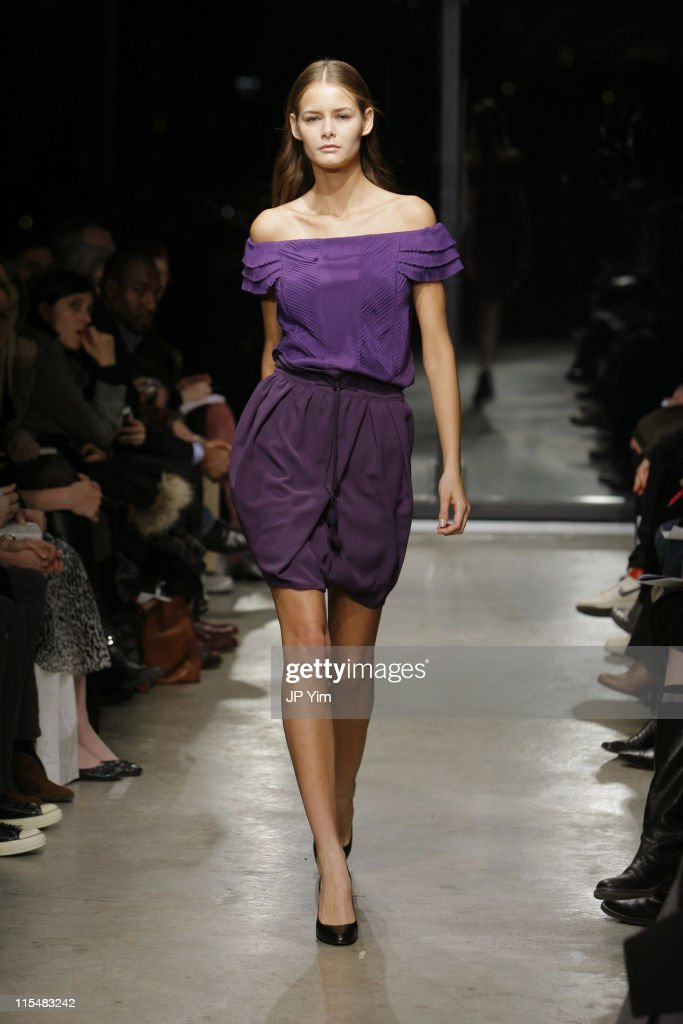 Mercedes-Benz Fashion Week Fall 2007 - Bruce - Runway