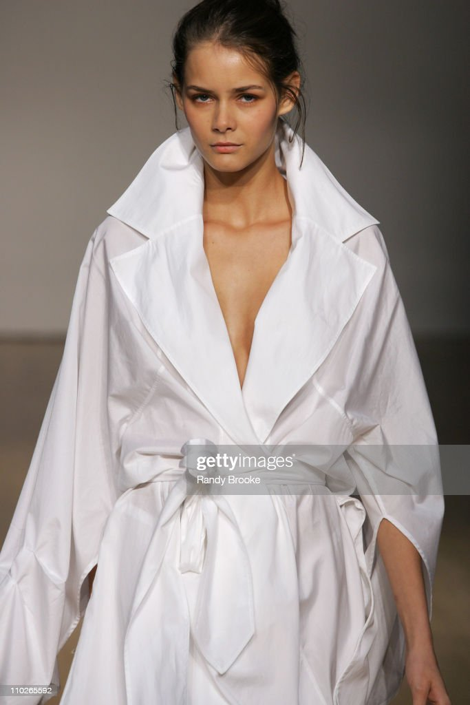 Olympus Fashion Week Spring 2006 - Kai Kuhne - Runway