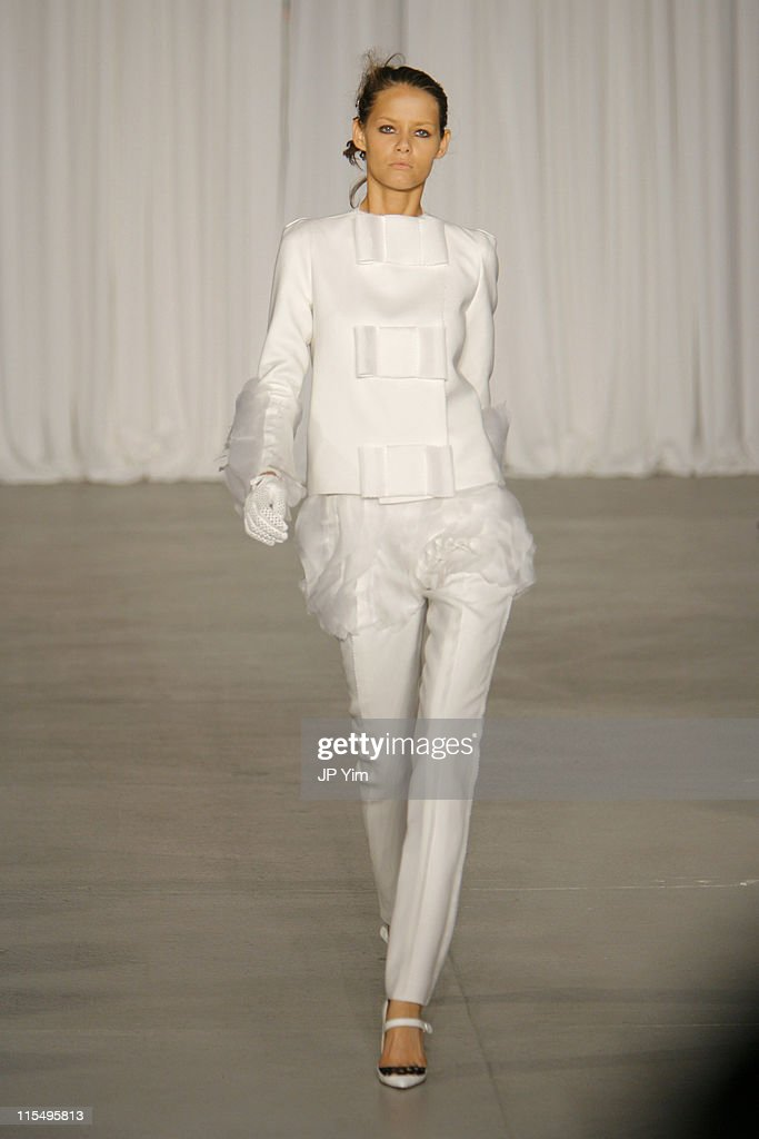 Olympus Fashion Week Spring 2007 - Rodarte - Runway