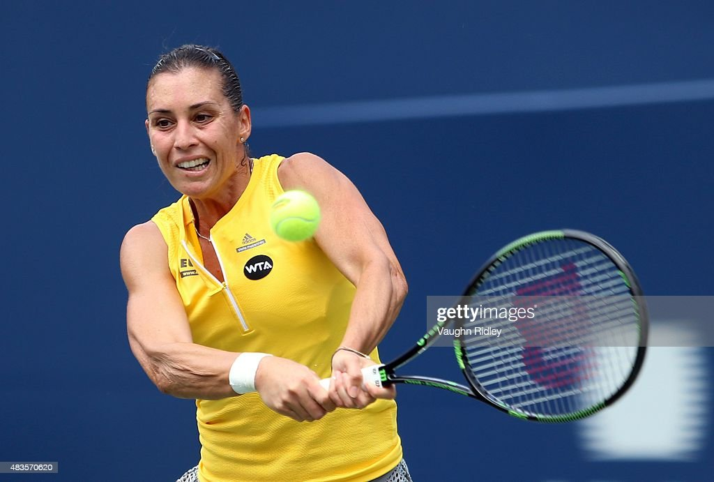 Rogers Cup Toronto - Day 1 : News Photo