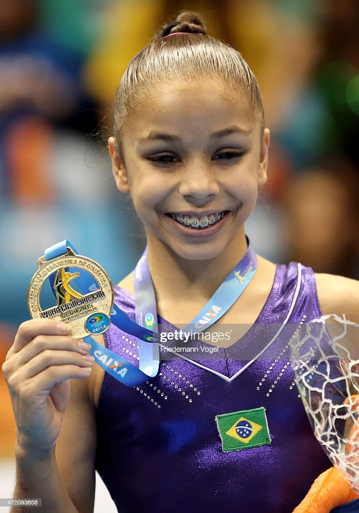 Gymnastics World Challenge Cup Brazil 2015 - Day 2