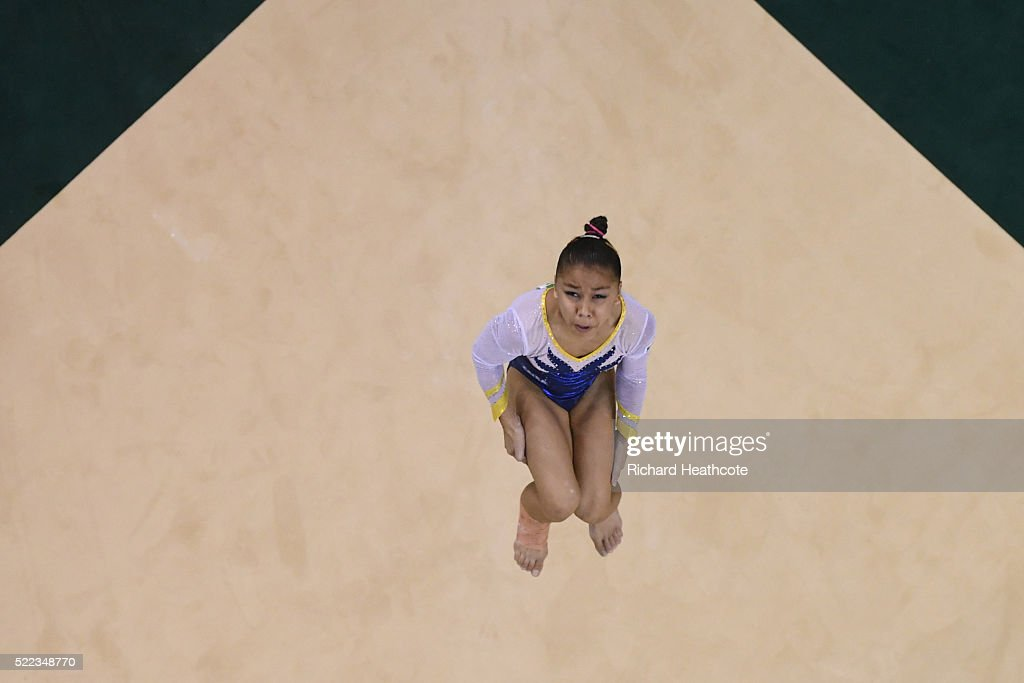 Final Gymnastics Qualifier - Aquece Rio Test Event for the Rio 2016 Olympics - Day 3