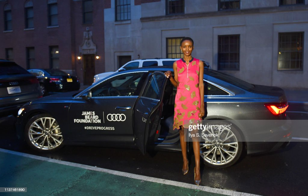 NY: Audi Hosts #DriveProgress Dinner Series At James Beard House For Women's History Month - March 21 (3/4)