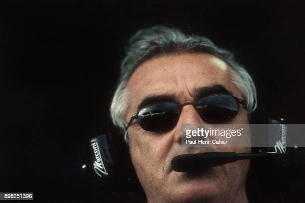 Flavio Briatore Grand Prix of Brazil Autodromo Jose Carlos Pace Interlagos Sao Paolo 26 March 2000