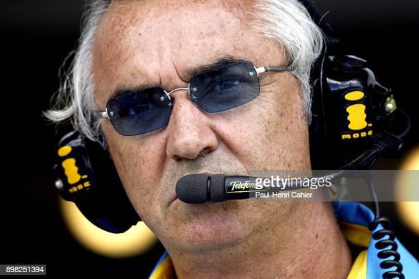 Flavio Briatore Grand Prix of the United States Indianapolis Motor Speedway 19 June 2005