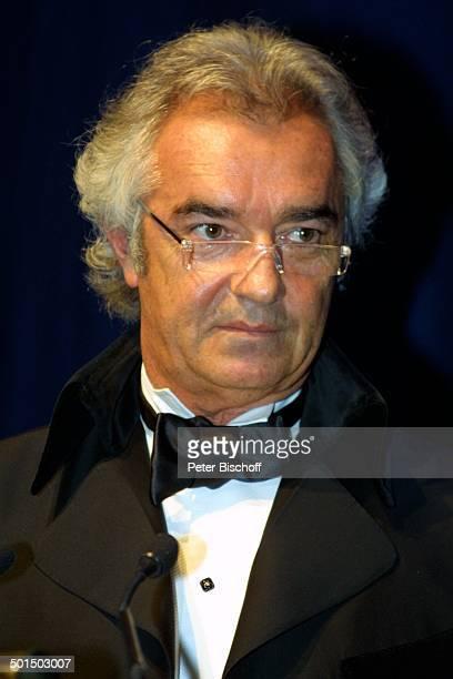 Flavio Briatore UnescoGala Swissotel Neuss NordrheinWestfalen Deutschland Europa Benefiz Benefizgala Brille Promi BB CD PNr 1033/2003