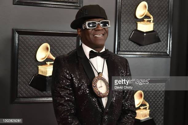 Flavor Flav attends the 62nd Annual Grammy Awards at Staples Center on January 26 2020 in Los Angeles CA