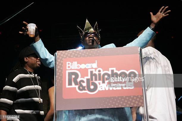 Flavor Flav during 2006 Billboard R B Hip Hop Awards at Renaissance Waverly Hotel in Atlanta Georgia United States