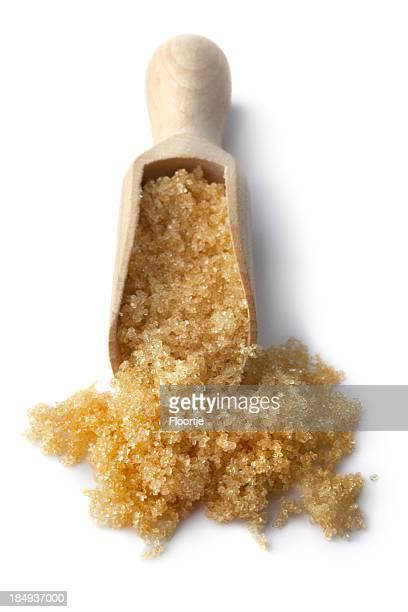 Sabor: Azúcar morena