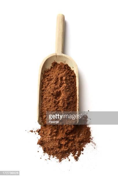 Aroma: Kakaopulver