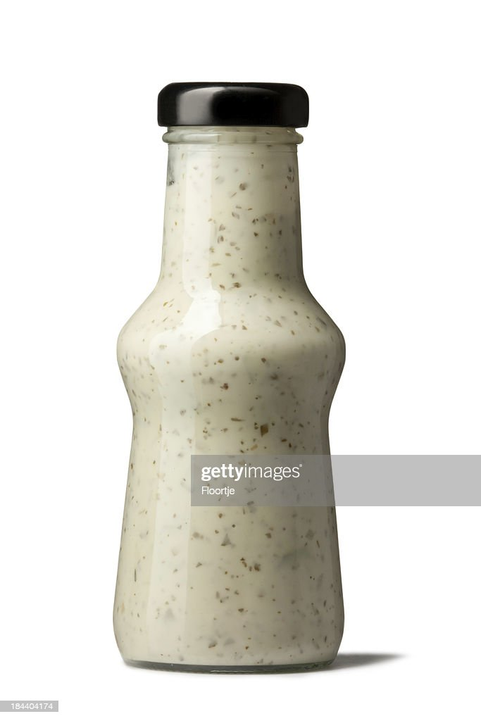 Flavouring: Garlic Sauce : Stock Photo