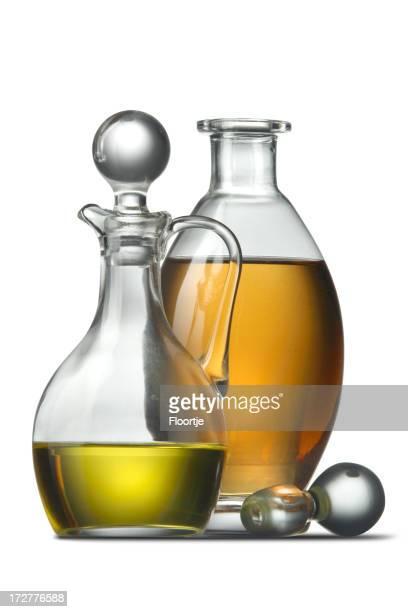 Aroma: Öl und Essig.