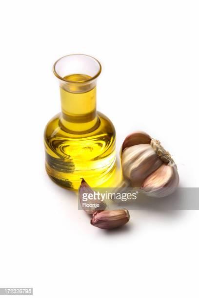 Aroma: Olivenöl und Knoblauch