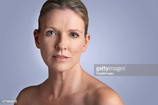 Makellose Haut