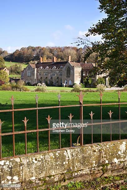 Flaxley Abbey, Flaxley, Gloucestershire