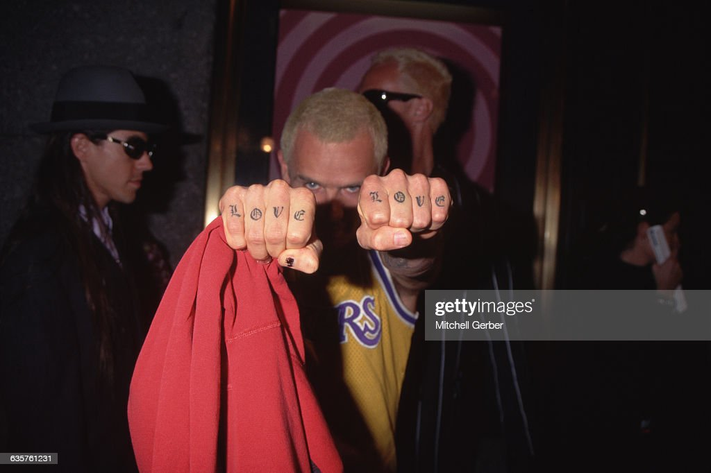Flea of Red Hot Chili Peppers : News Photo